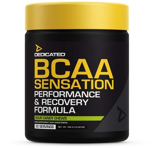 BCAA Sensation Sour Candy Chews (345 gr)