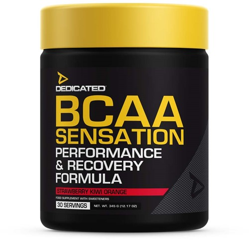 BCAA Sensation Strawberry Kiwi Orange (345 gr)