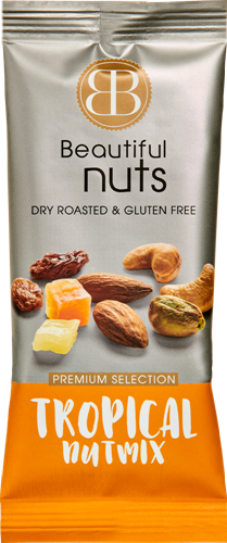 Beautiful Nuts Tropical Mix (50 gr)