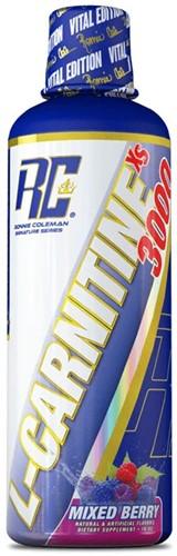 L-Carnitine-XS Liquid Mixed Berry (465 ml)