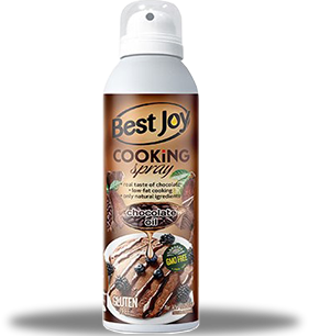 Best Joy Cooking Spray Chocolate Oil (250 ml)