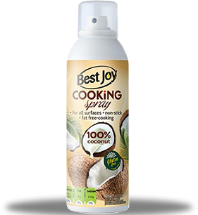 Best Joy Cooking Spray Coconut Oil (250 ml)