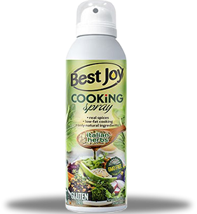 Best Joy Cooking Spray Italian Herbs Oil (250 ml) Ten minste houdbaar tot 12-2020