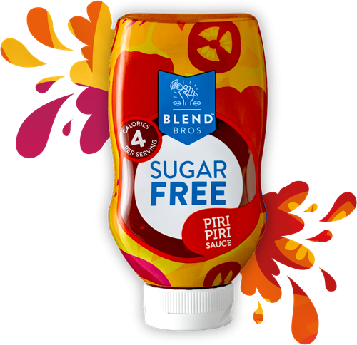 Blend Bros Sauce Piri Piri (250ml)