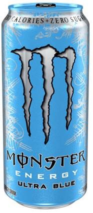 Monster Energy Ultra Blue (1 x 500 ml)