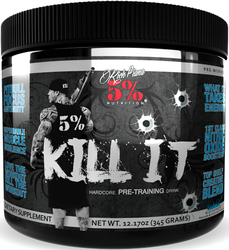 Kill It Blue Raspberry (345 gr)