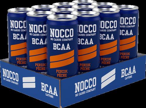Nocco BCAA Peach (12 x 330 ml)
