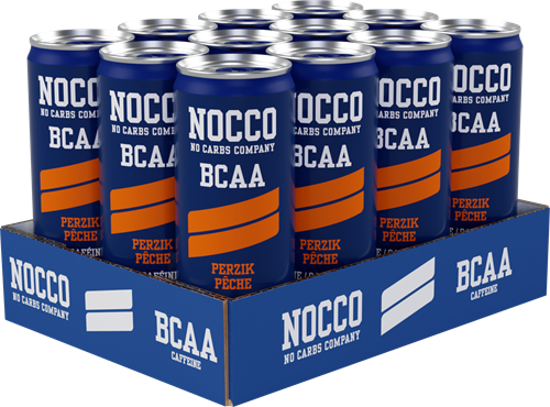 Nocco BCAA Peach (12 x 250 ml)