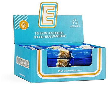 Energy Cake Cookies & Cream (24 x 125 gr)