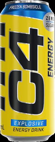 C4 Energy Frozen Bombsicle (1 x 500 ml)