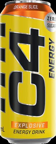C4 Energy Orange Slice (1 x 500 ml)