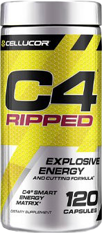 C4 Ripped (120 caps)