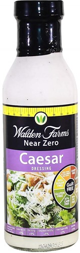 Walden Farms Salad Dressings Ceasar (355 ml)