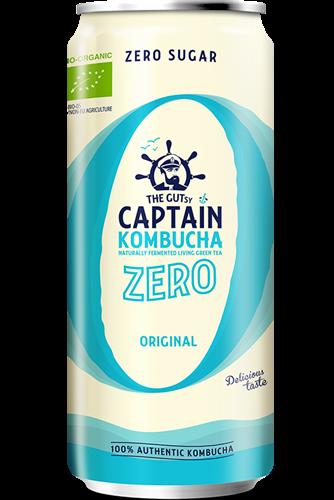 Captain Kombucha Zero Original (1 x 250 ml)