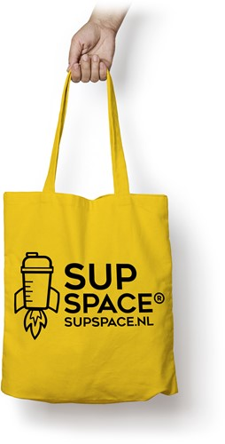 Supspace 100% Recycled Cotton Tote Bag