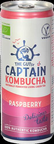 Captain Kombucha Raspberry (1 x 250 ml)