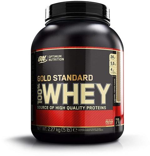 Gold Standard 100% Whey Cinnamon Bun (2270 gr)