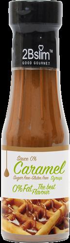 2BSlim 0% Sauce Caramel (250 ml)