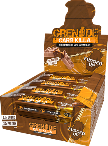 Carb Killa Bar Fudged Up (12 x 60 gr)