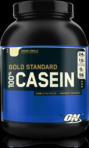 100% Casein Vanilla (1820 gr)