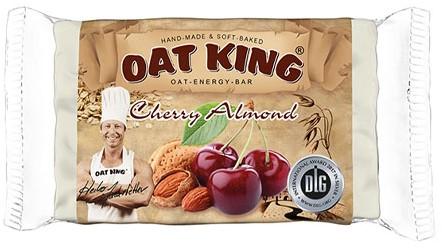 Oatking Oat Energy Bar Cherry Almond (10 x 95 gr)
