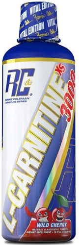 L-Carnitine-XS Liquid Wild Cherry (465 ml)