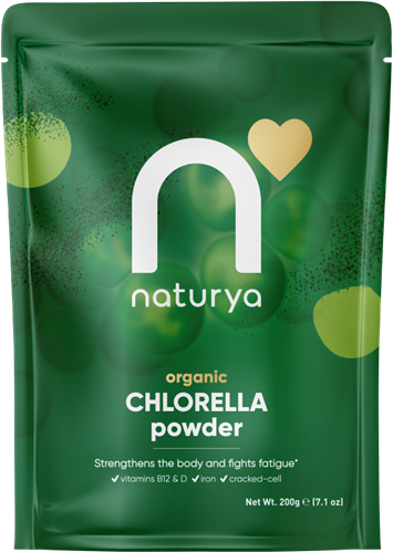 Naturya Organic Chlorella Powder (200 gr)