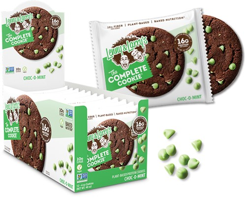 Complete Cookie Chocolate Mint (12 x 113 gr)