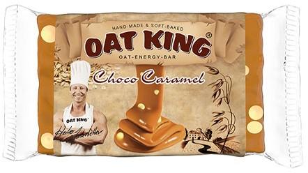Oatking Oat Energy Bar Choco Caramel (10 x 95 gr)