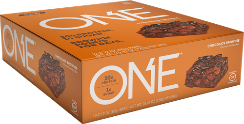 Oh Yeah! One Bar Chocolate Brownie (12 x 60 gr)