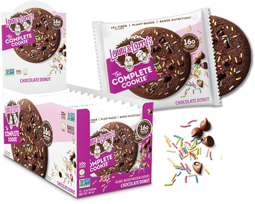 Complete Cookie Chocolate Donut (12 x 113 gr)