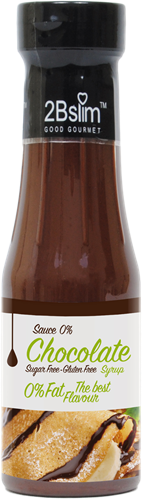2BSlim 0% Sauce Chocolate (250 ml)