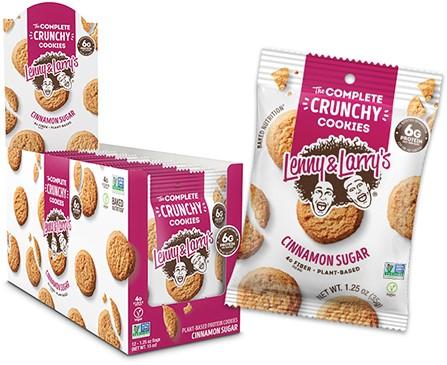 Crunchy Cookie Cinnamon Sugar (1 x 35 gr)