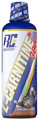L-Carnitine-XS Liquid Cinnamon Bomb (465 ml)
