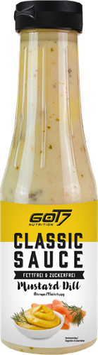 GOT7 Classic Sauce Mustard Dill (350 ml)