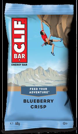 Clif Bar Blueberry Crisp (12 x 68 gr)