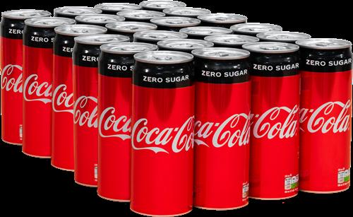 Coca-Cola Zero Original (24 x 330 ml)