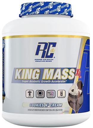 King Mass XL Cookies N' Cream (2720 gr)