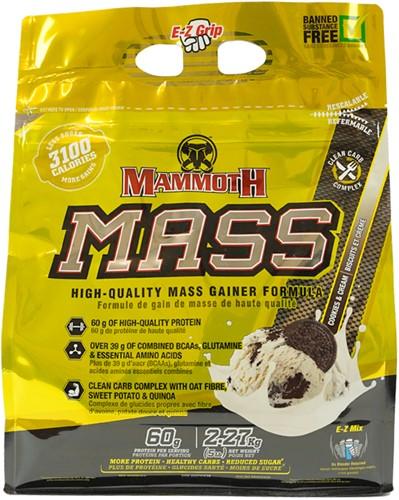 Mammoth Mass Cookies & Cream (2270 gr)