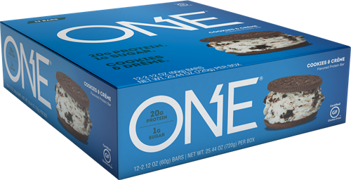 Oh Yeah! One Bar Cookies & Cream (12 x 60 gr)