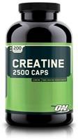 Creatine capsules & tabletten