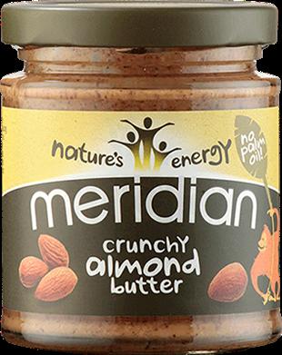 Meridian Almond Butter Crunchy (170 gr)