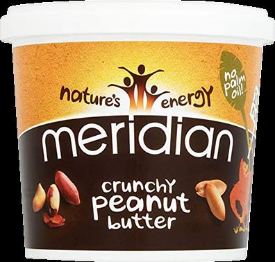 Meridian Peanut Butter Crunchy (1000 gr)