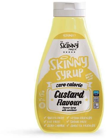 Skinny Syrup Custard (425 ml)