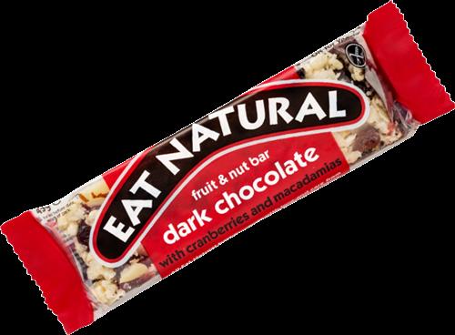 Eat Natural Fruit & Nut Bar Dark Chocolate (1 x 45 gr)