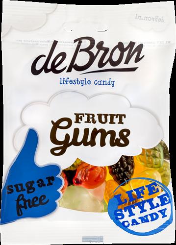 De Bron Fruit Gums (90 gr)