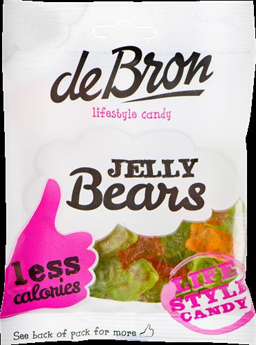 De Bron Jelly Bears (90 gr)