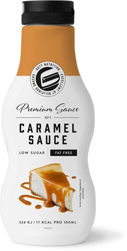 GOT7 Sweet Premium Sauce Caramel (250 ml)