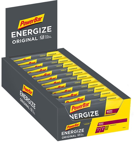 Energize Bar Berry (25 x 55 gr)