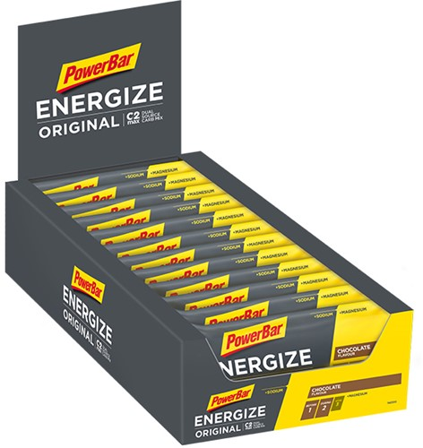 Energize Bar Chocolate (25 x 55 gr)
